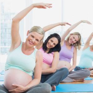 Gimnastica pentru gravide la domiciliu