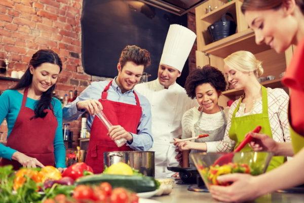 Atelier de gatit Chef Dietalia de Craciun